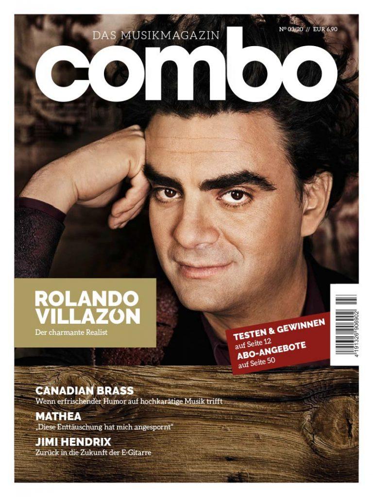 Titelseite Combo 03/2020